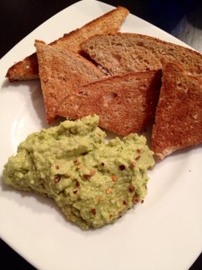 Guacamole Markette - Eat-In with YiaYia