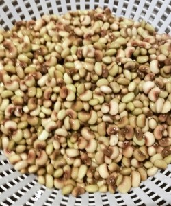 Pink Eyed Pea Succotash - Eat-in With YiaYia