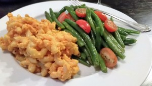 Vegan Mac-N-Cheese - Eat-in With YiaYia
