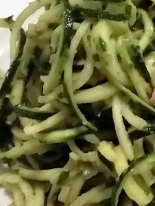 Kale and Chestnut Pesto - Eat-in With YiaYia